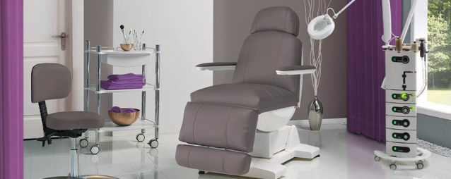 Furniture and equipment for beauty salons