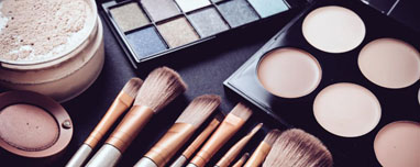 Professional makeup products